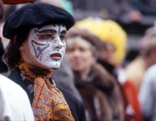 Карнавал в Кельне - фото