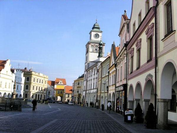 Тршебонь - город Чехии - фото
