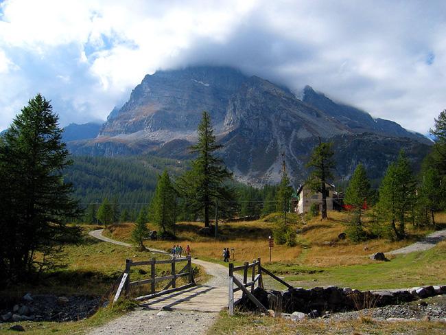 Пьемонт - Италия - фото