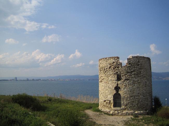 Несебр - побережье - фото