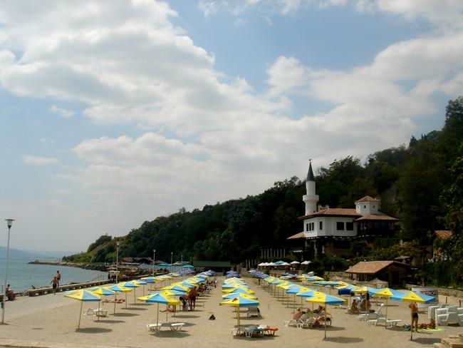 Балчик - пляжи, окрестности