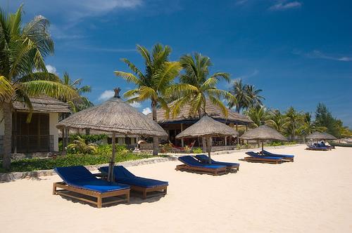 Пляжи и окрестности курорта Фукуок - Вьетнам - фото