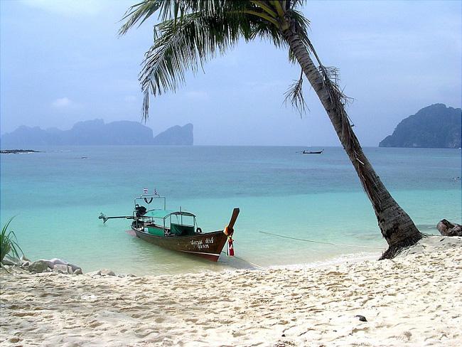 Пляжные фото Таиланда