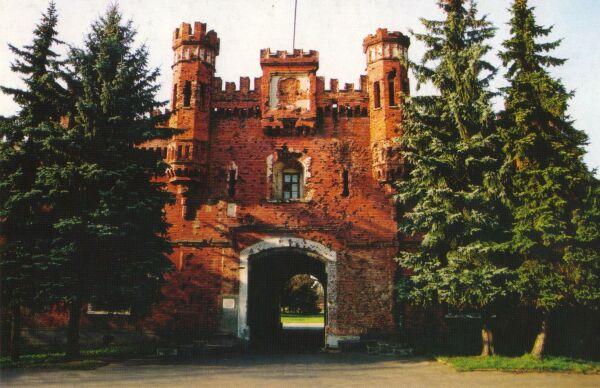 Брестская крепость - фото