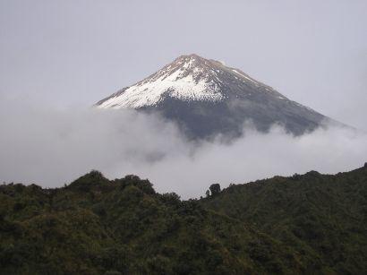 Сангай - вулкан в Эквадоре - фото