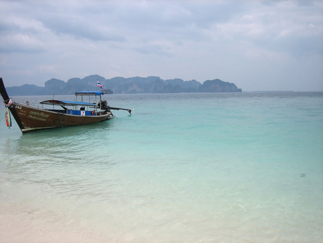 Таиланд - пляж Koh Poda
