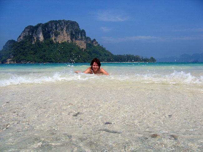 Таиланд - пляж Koh Poda - фото