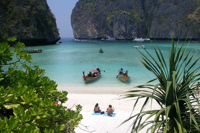 Отдых в Таиланде - пляж