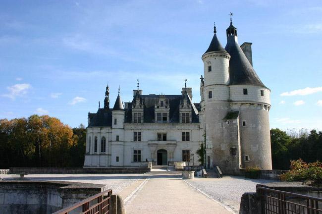 Шенонсо - Замок Луары - Франция