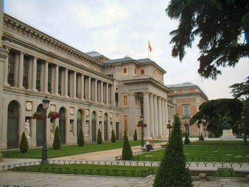 Фотографии музея Прадо в Мадриде