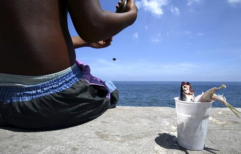 Куба - рыбалка- фото