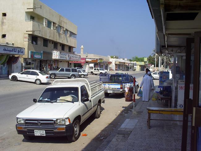 Ум-Аль-Кувейн - эмират ОАЭ - фото
