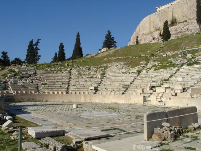 Акрополь фото