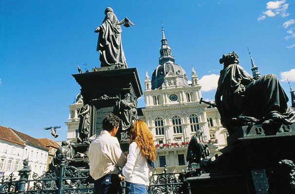 Грац - фото города