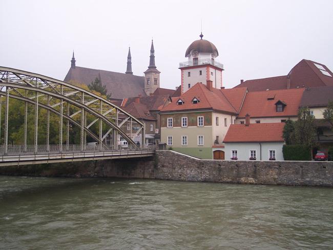 Леобен - Leoben - город в Австрии