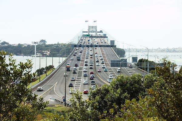 Окленд - город в Новой Зеландии