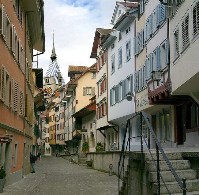 Цуг - Швейцария - фото