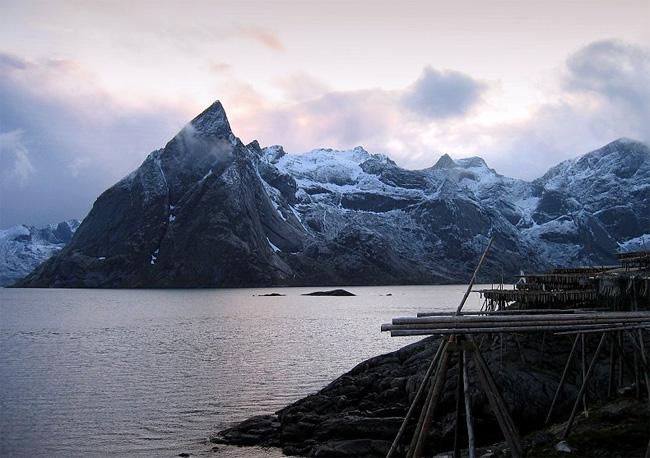 Фото островов Норвегии