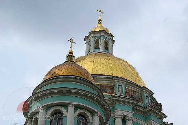 Москва - Елоховская церковь