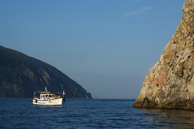 Гурзуф - прогулки по морю