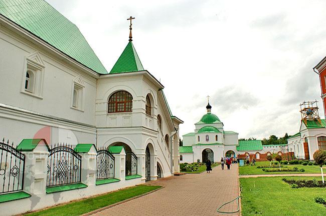 Муром - Преображенский монастырь