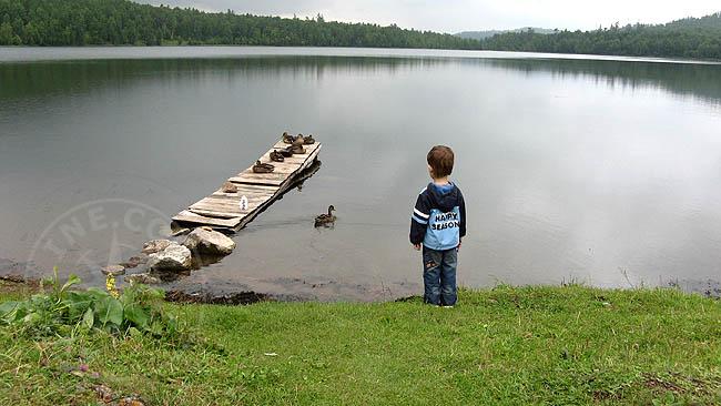 Озеро Большое Дикое
