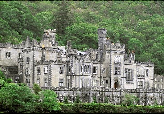 Замок в Ирландии