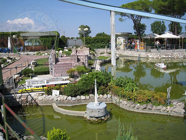 Парк миниатюрных экспонатов - Римини