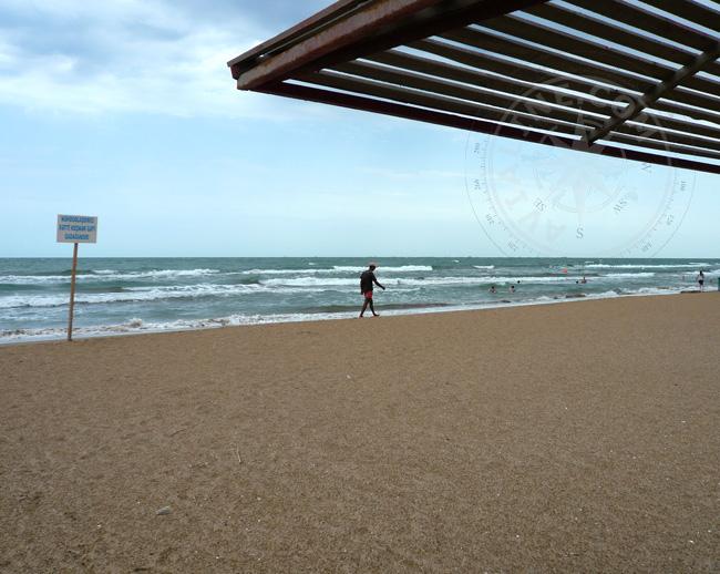 Шихово - пляж - где можно позагорать или покупаться