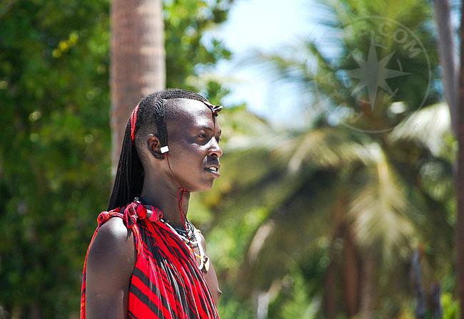 Африканец мужчина