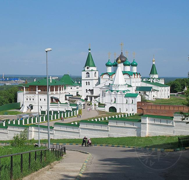 Монастыри Нижнего Новгорода