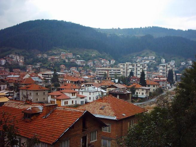 Фотографии Чепеларе - горнолыжного курорта Болгарии