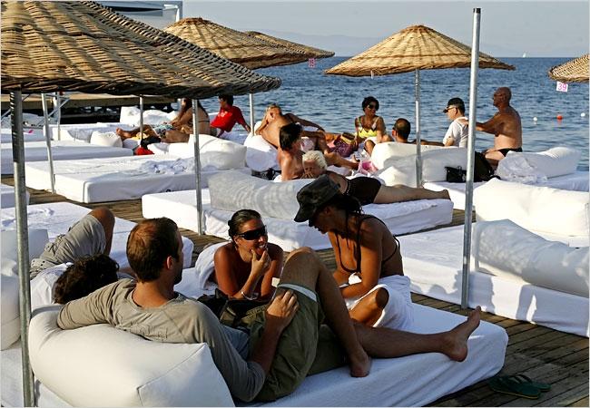 Фотографии Бодрума, курорта Турции