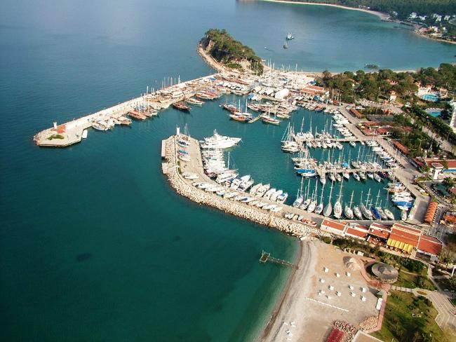 Кемер - фотографии курорта Турции