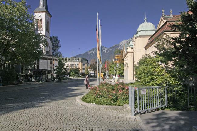 Бавария - Бад Райхенхалль - улица