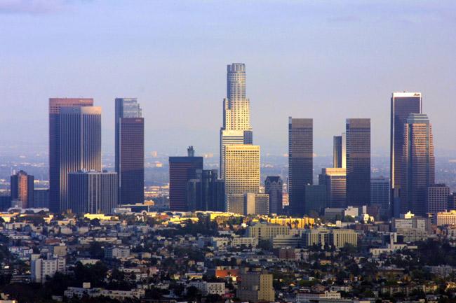 Лос-Анджелес - деловой центр