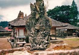 Бали - музеи, храмы, традиции