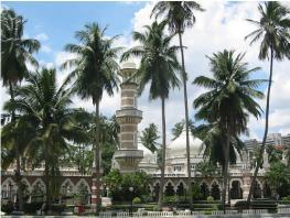 Куала-Лумпур – столица Малайзии
