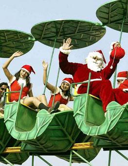 Новый год и Рождество в Англии