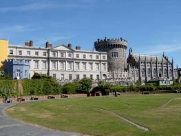 Дублинский замок - экскурсия