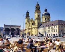 Туры в город Мюнхен - Германия