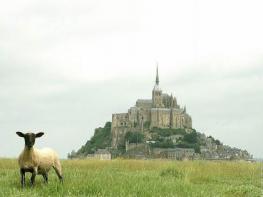 Остров Мон-Сен-Мишель