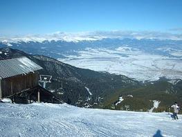 Банско - горнолыжный курорт