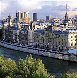 Париж - фото