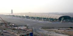 Новый терминал аэропорта Дубая - фото Airliners.net