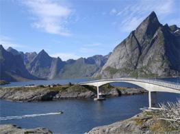 Норвегия - фото wonder-world.ru