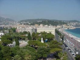 Ницца - город Франции