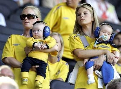 Дети на футболе :)