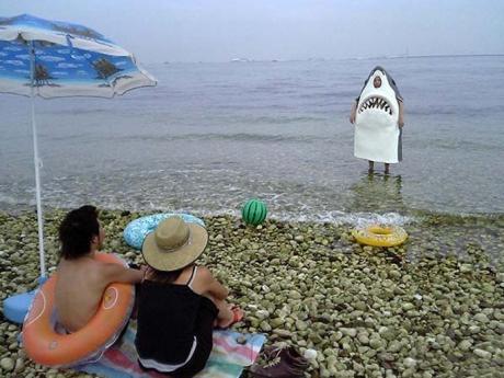 На пляже :)