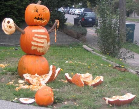 Хэллоуин  :)